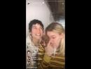Erika Linder | IG live stream | 1