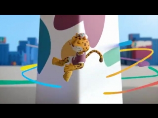 Meet our mascot! - - Pandi joins the Olympic family and shares the same dreams as our young athletes. - - FeelTheFuture