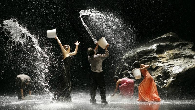 Полнолуние / Vollmond (2011) Пина Бауш / Pina Bausch, Вим Вендерс, Амон Тобин, Петер Пабст HD 720