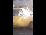 Гос служащие нарушают ПДД в Уральске 840 АО 07