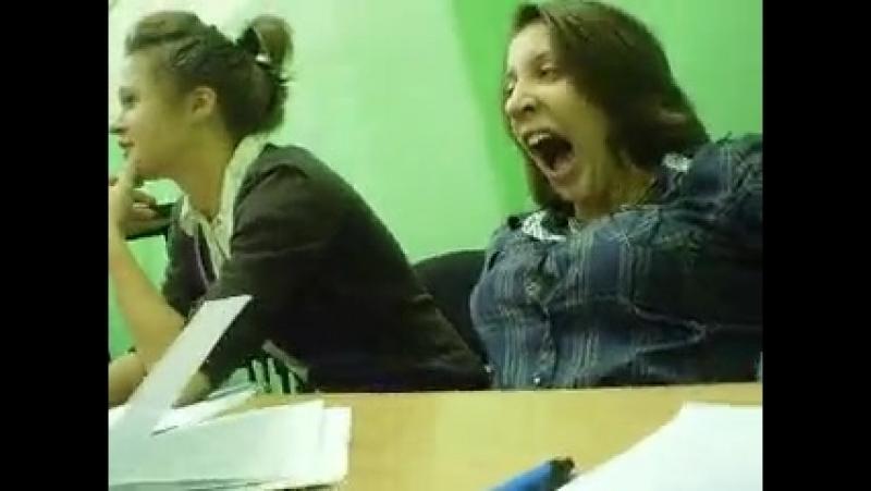 Студентка)