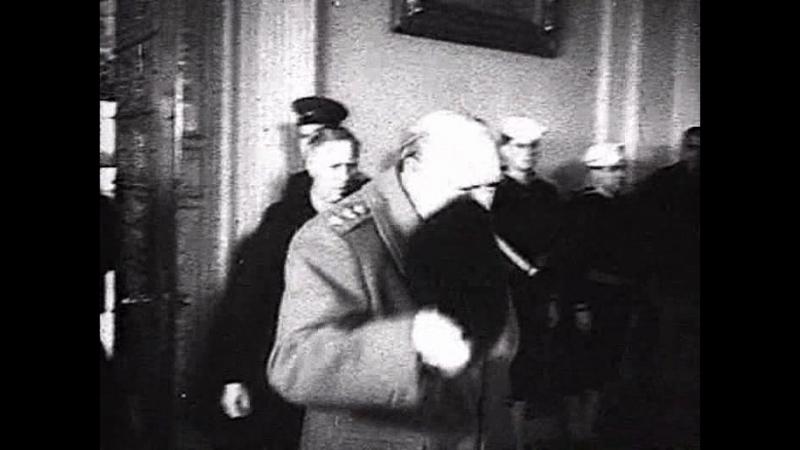 Война 1941-1945-15 Союзники ЛИВНЫ Документальное кино