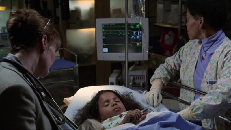 Скорая помощь ER 10 сезон 9 серия Пропажи Missing