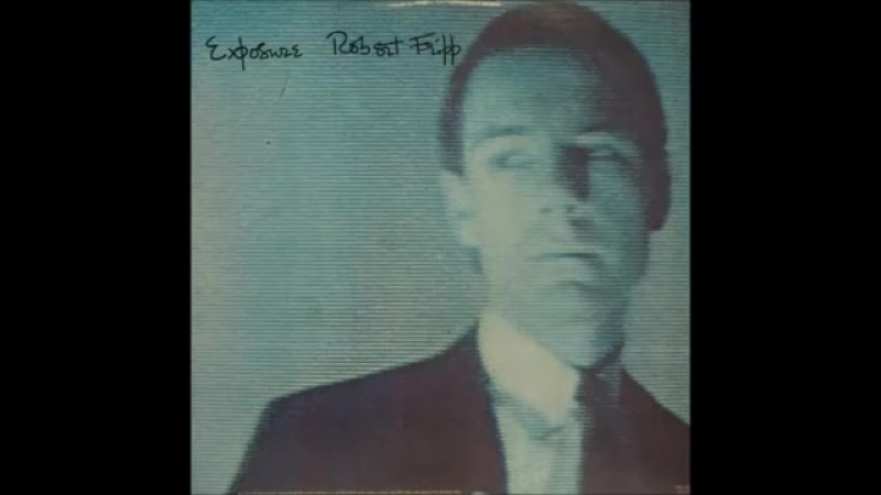 FRIPP _ Exposure (vinyl special édition)