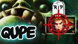 Qupe Pudge Pro Player Slayer! No Mercy vs KuroKy &amp Reso Monkey King - Dota 2