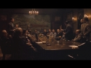Godfather (1972) The 5 New York families meeting (HD)