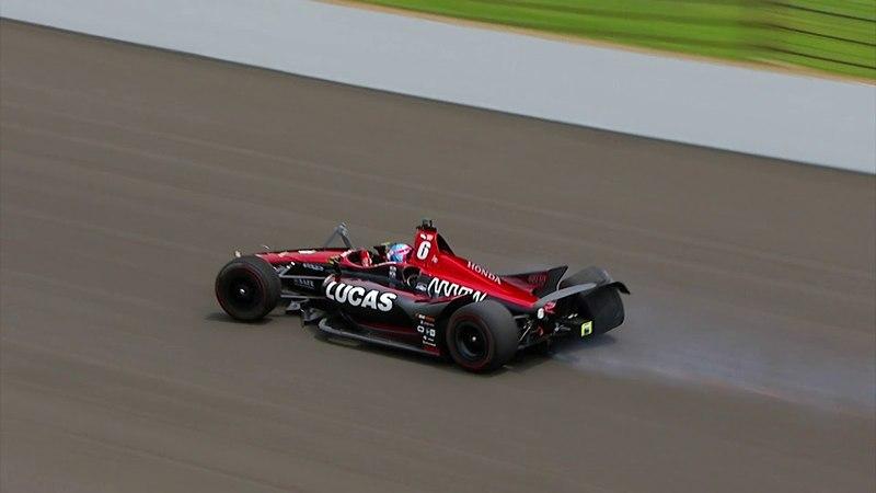 Лучшие моменты седьмого дня Indy-500