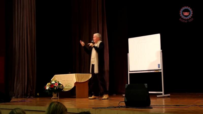 2015.12.29, Тюмень, Жизнь глазами истины (день 1) - Чайтанья Чандра Чаран Прабху (Александр Хакимов)