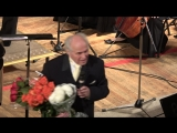 Оказывается Евгений Дога всего лишь второй раз в Королёве - концерт 08.12.17г.