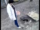 Ливневка забита мусором