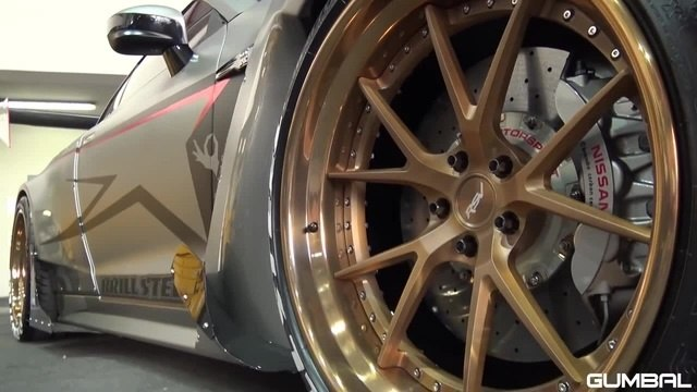 1850HP NISSAN GT-R BUSTED