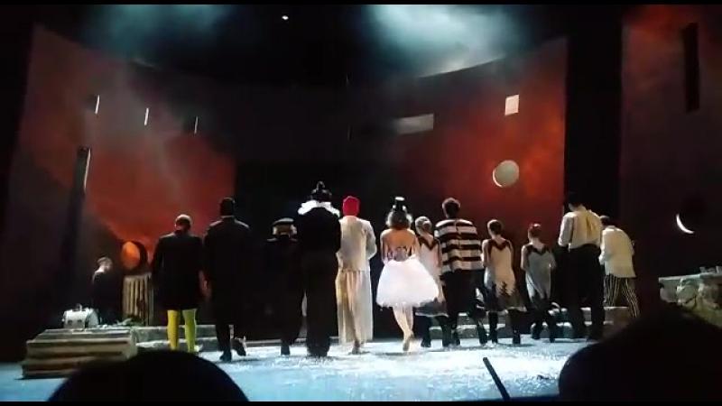 Двенадцатая ночь. Театр Сатиры.
