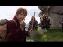 Мартин Фримен против Оператора смешное видео хорошее настроение юмор Властелин колец Хоббит Хоббиты Доктор Ватсон