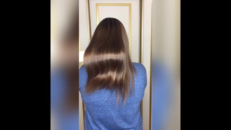 Наращивание волос для густоты в Краснодаре