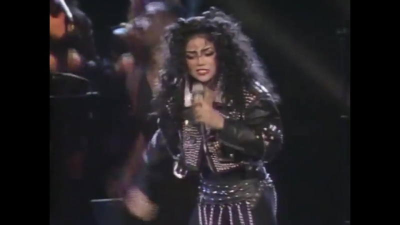 La Toya Jackson - Youre gonna get rocked! (Live at Ballys Grand Hotel, Reno, Nevada, 1989 год)