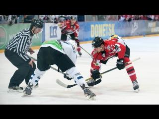 Анонс матча 34-го тура МХК Динамо - Донбасс