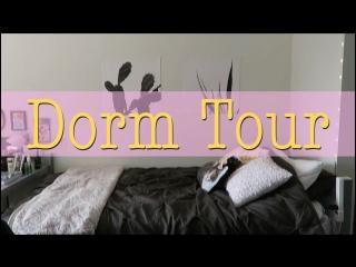 Dorm/Apartment Tour 2017