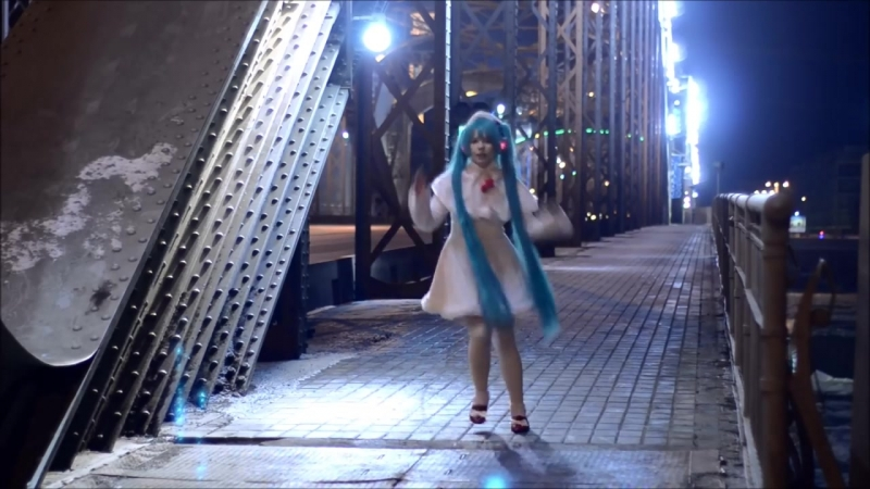 Snow Song Show Dance 【Saya Scarlet】 Hatsune Miku cosplay
