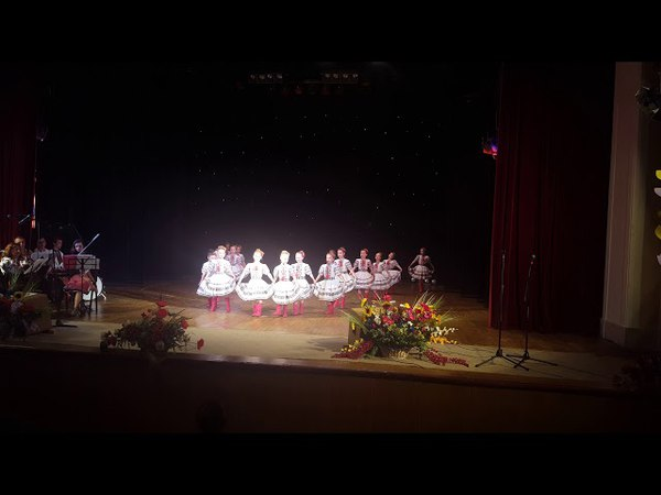 Звітний концерт. Народний вокально-хореографічний ансамбль Викрутасики. Танець Вітерець