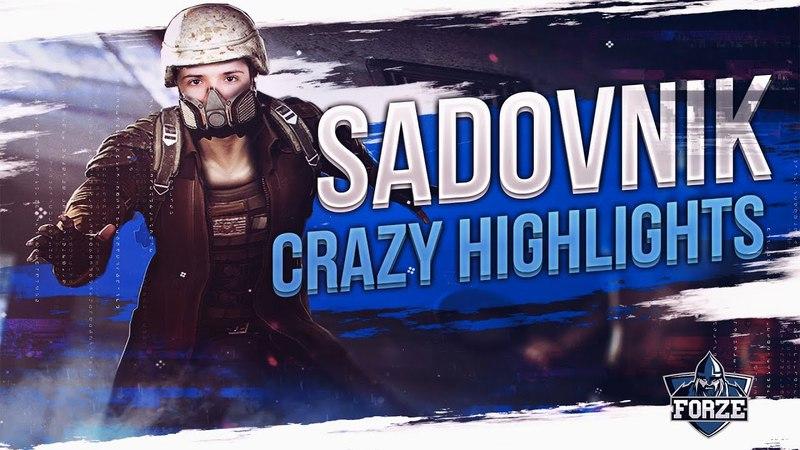 Sadovnik crazy frags @ PUBLIC Highlights