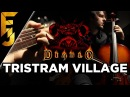 Diablo Tristram Village Acoustic Metal Guitar Cover FamilyJules