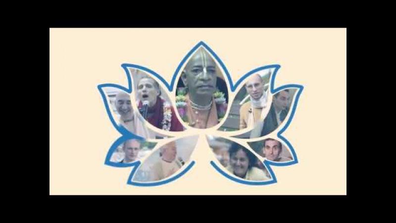 Установление мурти Санатана Госвами 2017 г Вриндаван