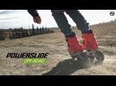 Канадские холмы и ролики Powerslide Off Road Inline skates