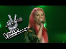 Шоу Голос Германия 2017. - Кэти Винтер с песней «Не смей волноваться...». — «The Voice» Germany 2017. – Katy Winter performs Don't You Worry 'Bout A Thing (оригинал: Stevie Wonder, версия: Tori Kelly)