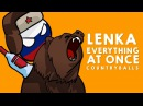 EVERYTHING AT ONCE | countryballs ep. 3