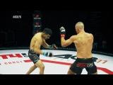 KO of the Night ACB 76: Mohammed Alavi vs. Eben Cox