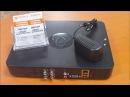 Обзор видеорегистратора для систем видеонаблюдения VHVR-6304 rev.3.1