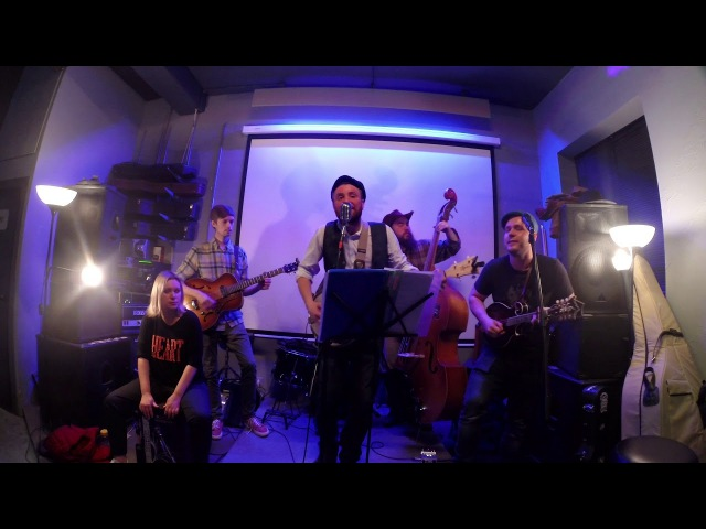 SaltySeaDogs - Glory Amen (357 string band cover)
