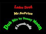 LaDee Dred - DubSiren Radio session at Avocaudio studio - 360 Part 2