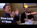 Steve Carell - 4/7 Visits