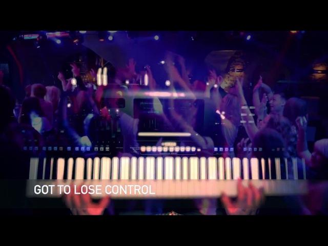 Yamaha Genos Vocoder/Dance Track - Got to lose control
