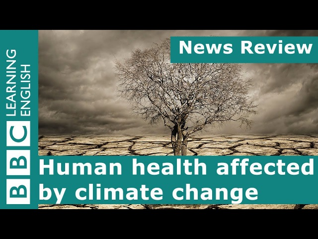 News Review Human health affected by climate change
