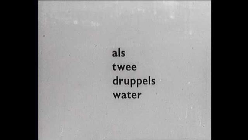 Als twee druppels water (1962) trailer