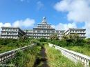 Заброшенный огромный королевский отель на острове ВСЁ осталось там