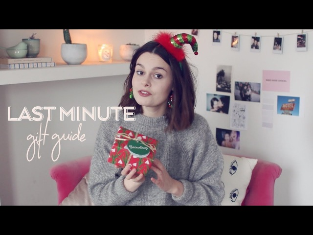 Last Minute Christmas Gift Guide Lucy Moon