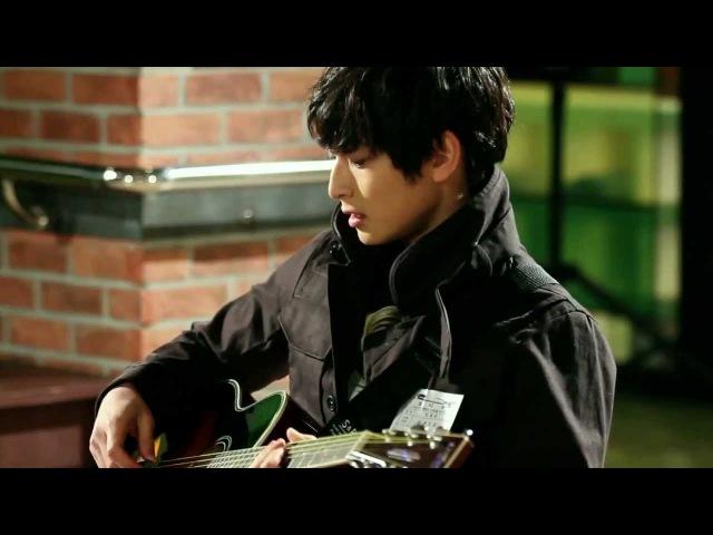 [Vietsub] The Starlight is Falling - Jinwoon (2AM) @ Dream High 2 OST