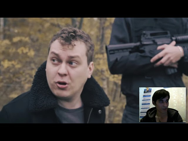 Реакция Barona на МС ХОВАНСКИЙ - Прости меня Тиньков