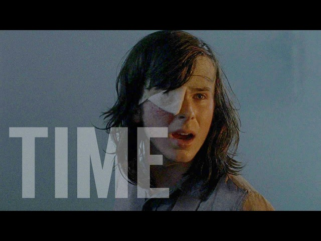 Carl Grimes || Time (TWD)