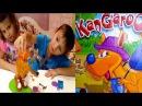 ЧЕЛЛЕНДЖ КЕНГУРУ Веселая игра для детей МЫ ИГРАЛИ И СМЕЯЛИСЬ
