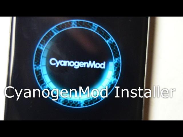 Установка CyanogenMod на Nexus 4 с помощью официального приложения Installer