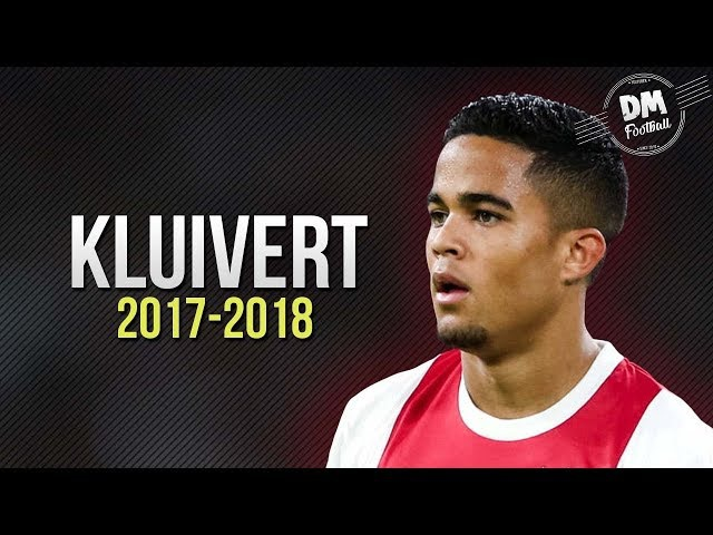 Justin Kluivert ● Incredible Wonderkid ● Best Skills Goals Ever HD