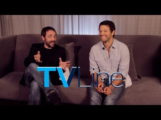 Supernatural Season 10 Preview at Comic-Con 2014 - TVLine