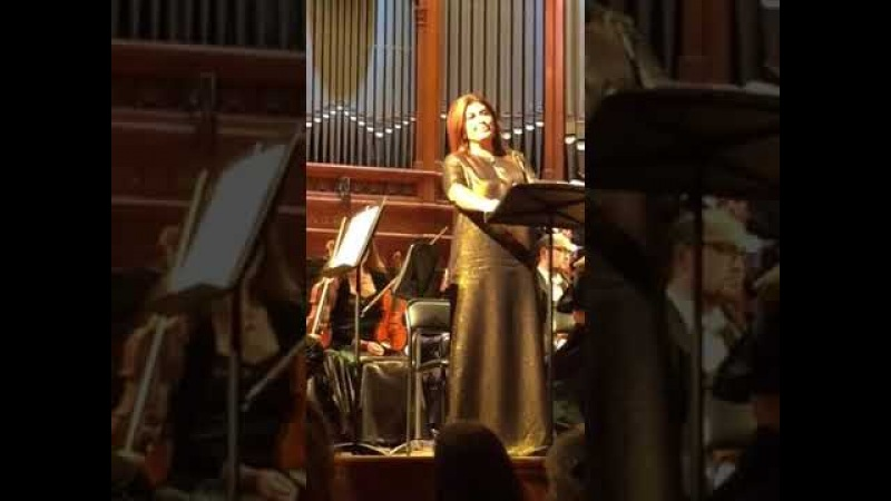 Veronika Dzhioeva /Вероника Джиоева - Requiem (Libera me) -G.Verdi