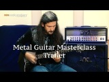 Metal Guitar Masterclass - Trailer Mit Victor Smolski