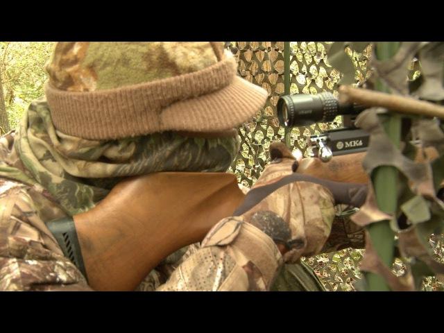 The Airgun Show – frantic squirrel feeder action, PLUS the ATN Laser Ballistics 1000 rangefinder…