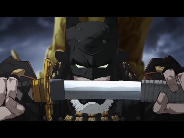 Bats, the Joker and 2 katanas
